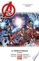 Avengers Il Tempo Finisce 4 Marvel Collection