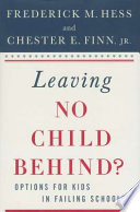 Leaving No Child Behind