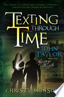 Texting Through Time  John Taylor and the Mystery Puzzle