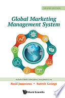 Global Marketing Management System