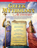 Greek Mythology Activities
