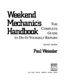 Weekend Mechanic s Handbook