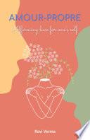 Amour propre Book PDF