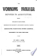 The Working Farmer And United States Journal