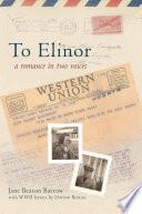 To Elinor