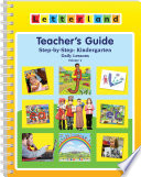 Kindergarten Teacher's Guide Vol 2 (US Edition)