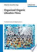 Organized Organic Ultrathin Films