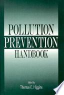 Pollution Prevention Handbook