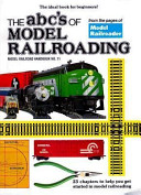 """The ABC's of Model Railroading"" Cover"