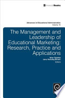 The Management and Leadership of Educational Marketing