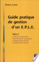 Guide pratique de gestion d un   tablissement public local d enseignement