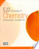 Super Course in Chemistry for the IIT JEE  Inorganic Chemistry