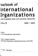 Annuaire Des Organisations Internationales
