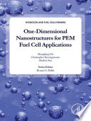 One dimensional Nanostructures for PEM Fuel Cell Applications