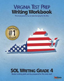 Virginia Test Prep Writing Workbook Sol Writing Grade 4