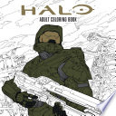 Halo Coloring Book Tested Spartan Arm Yourself And Prepare For