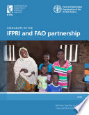 Highlights of the IFPRI and FAO partnership