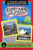 Everything You Should Know about Montreal and Sydney