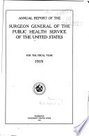 Book Report of the Federal Security Agency  Public Health Service