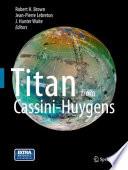 Titan from Cassini Huygens