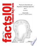 Physics for Scientists and Engineers  A Strategic Approach  Vol  1