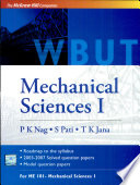 Mechanical Sciences 1 Wbut