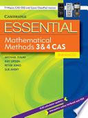 Essential Mathematical Methods Cas 3 And 4 Enhanced Tin Cp Version