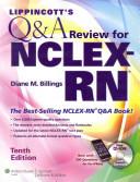 Lippincott s Qamp A for NCLEX RN Tenth Edition   Lippincott s Content Review for NCLEX RN