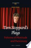 Tom Stoppard   s Plays