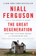 The Great Degeneration-book cover