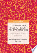 Coordinating Global Health Policy Responses