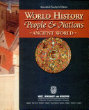 People Nations Ancient World