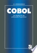 COBOL — Das Handbuch für den professionellen Programmierer