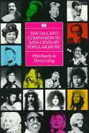 The Da Capo Companion to 20th century Popular Music