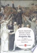 Progetto 89  Tre saggi su libert    eguaglianza  fratenit