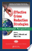 Effective Crime Reduction Strategies