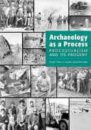 Archaeology As A Process