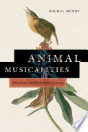 Animal Musicalities