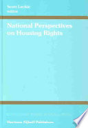 National Perspectives On Housing Rights : ...