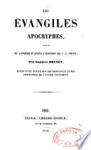 Les Evangiles apocryphes