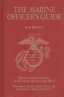 The Marine Officer s Guide  8th Edition