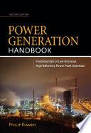 Power Generation Handbook 2 E