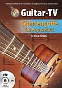 Guitar TV de   Gitarrengriffe f  r Pop und Rock