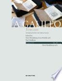 A Galileo Forgery
