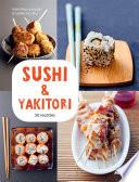 illustration Sushi & yakitori