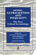 Aging Globalization And Inequality