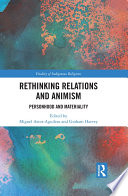 Rethinking Relations And Animism