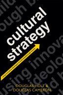 Book Cultural Strategy