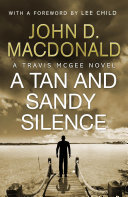 A Tan and Sandy Silence  Introduction by Lee Child