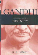 Gandhi : conclusions about the meaning of a...